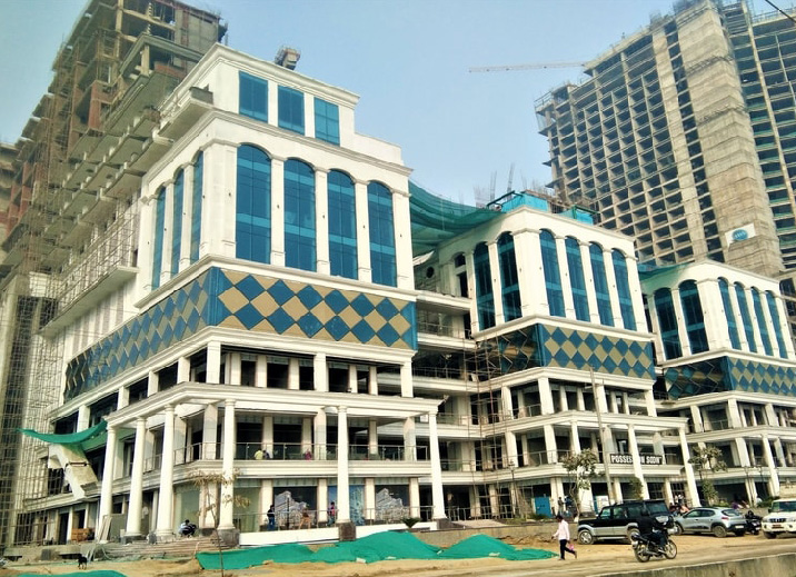 Galaxy Diamond Plaza Greater Noida West